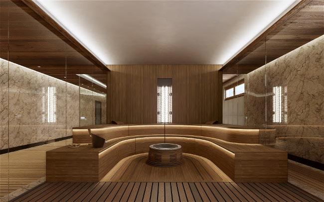 Ultima Crans-Montana Sauna