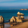 When it comes to underrated European beach destinations, Portugal's picturesque Algarve is up there with the best one