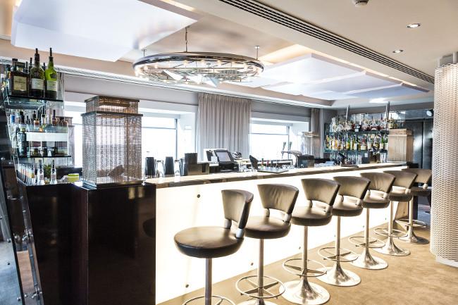 Hotel Okura Amsterdam - Twenty Third Bar