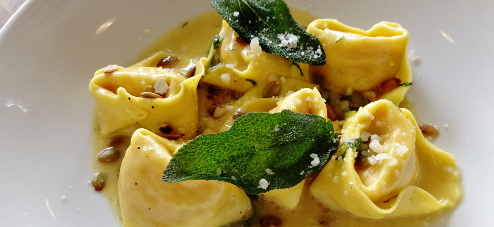 Recipe of the week: Pumpkin & Sage Tortelloni