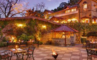 The Naini Retreat, Nainital in India
