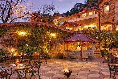 The Naini Retreat, Nainital in India