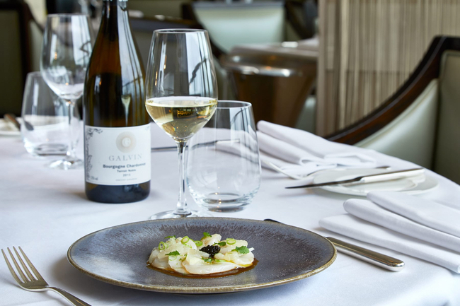 Michelin starred Galvin at Windows launches new weekend brunch