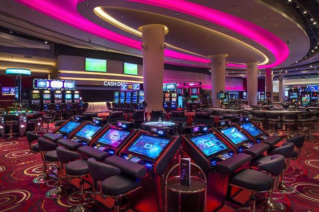 Nouveau casino paris nombre de places