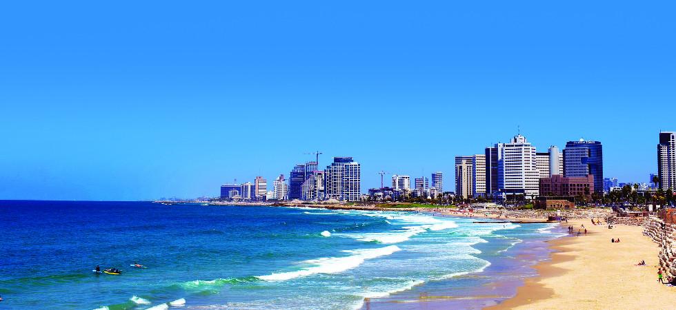 City Of Tel Aviv Has  Restaurants