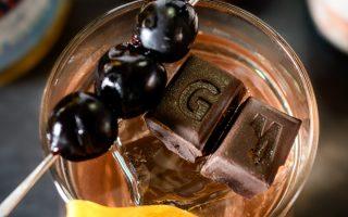 Glen Moray Peated Single Malt Old Fashioned by Neil Ridley & Joel Harrison