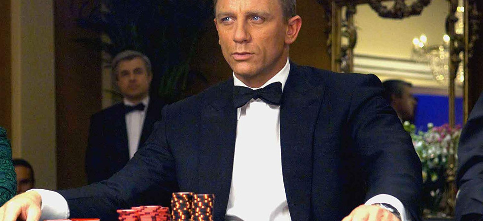 Five James Bond Inspired Outfits To Wear To A Casino