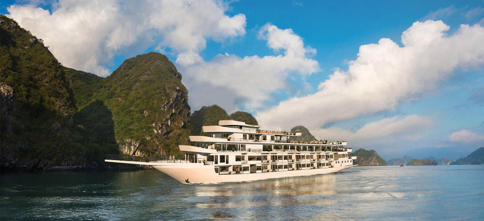 president-cruise-halong-overview
