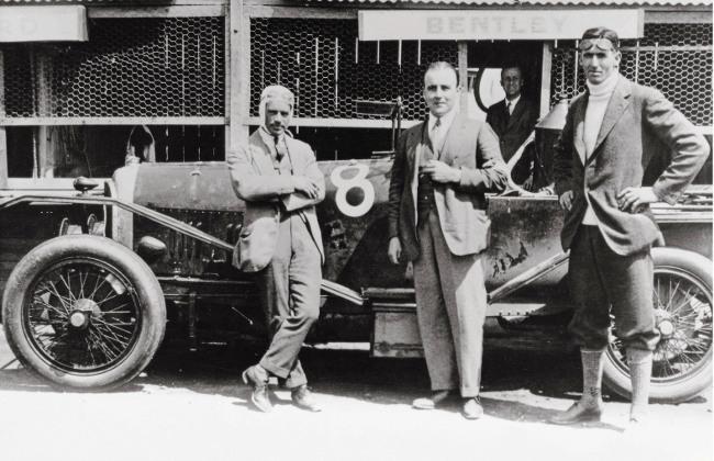 1924 LeMans Winning 3Litre Bentley