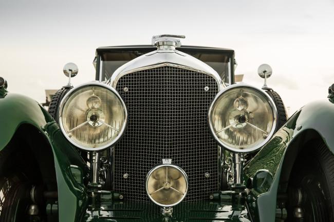 1925 Bentley 6½ Litre -2