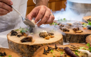 chef-serving-mushrooms