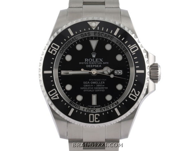 Rolex Sea Dweller Deepsea Men Steel