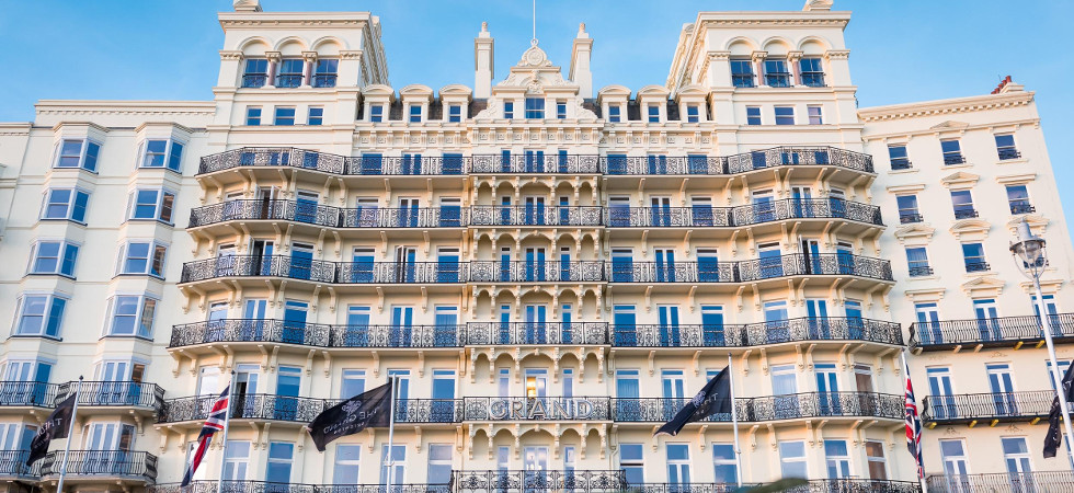 Hotel Review The Grand Brighton Brighton In East Sussex Luxury Lifestyle Magazine