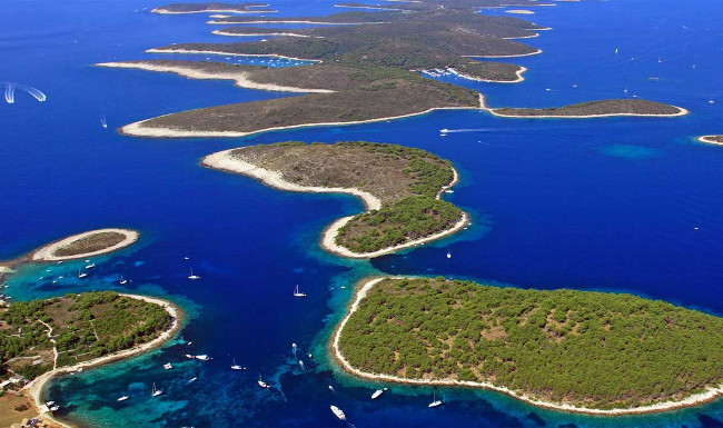 Pakleni-Islands-Hvar-Island