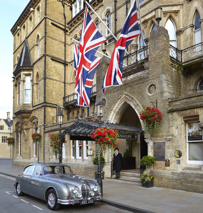 Hotel Review: Macdonald Randolph Hotel, Oxford in Oxfordshire