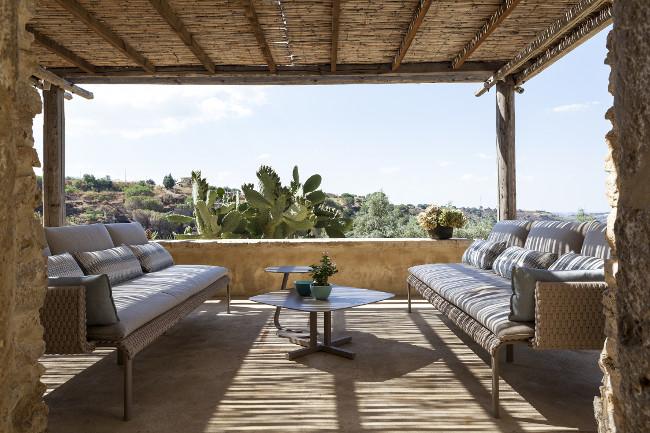 Villa Palmento Caltagirone Sicily