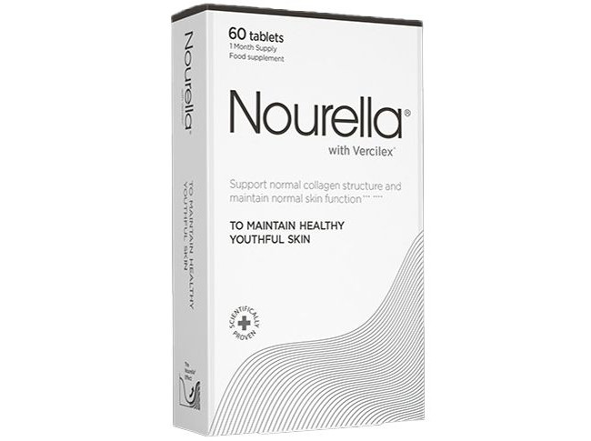 Nourella Active Skin Support Supplement