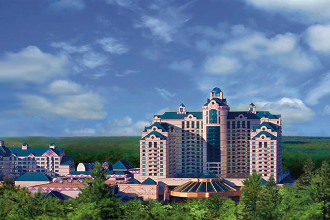 Foxwoods Casino Resort – Connecticut