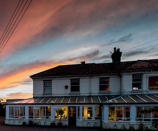 Stephen Harris's Michelin-starred Sportsman in Seasalter, Kent