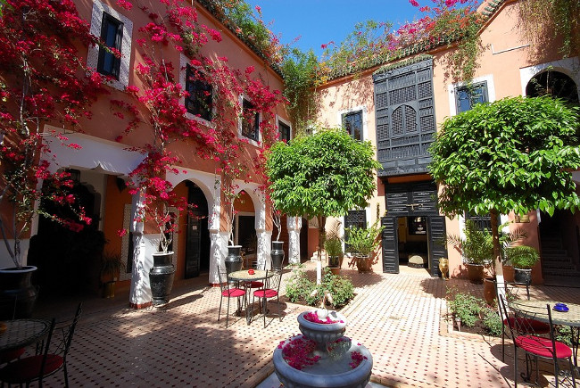 Hotel Review: Les Borjs de la Kasbah, Marrakesh in Morocco