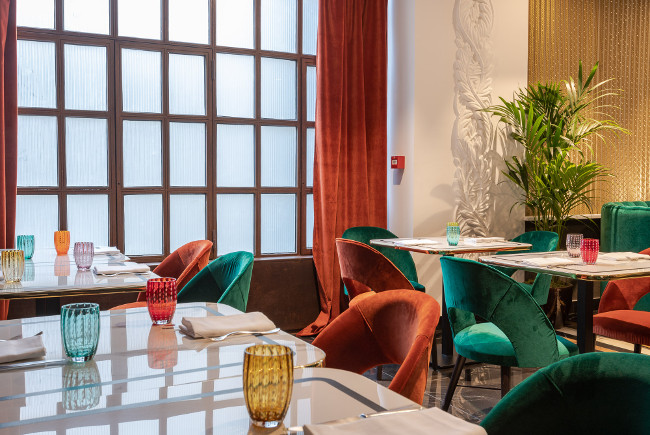 Restaurant Review: Camillo Benso, Mayfair in London