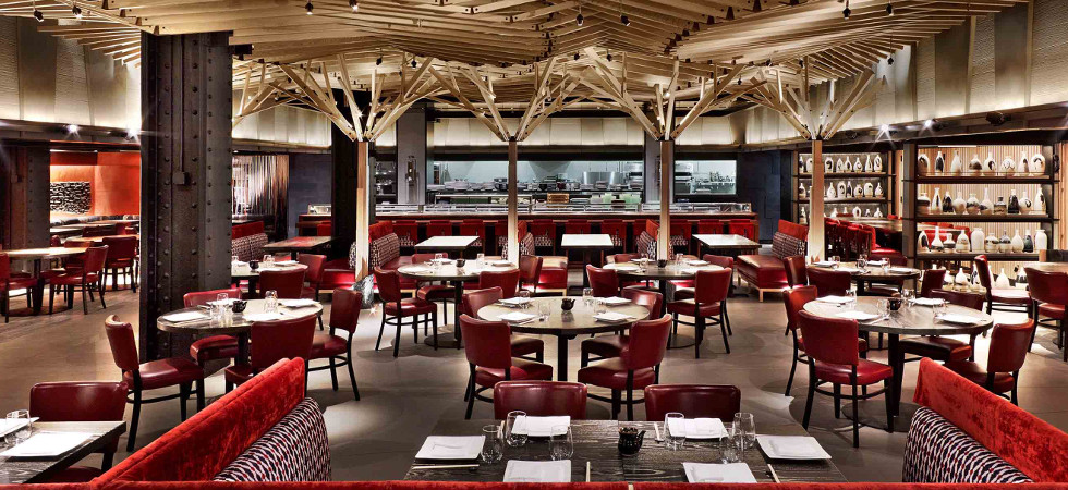 restaurant review nobu downtown new york in the usa
