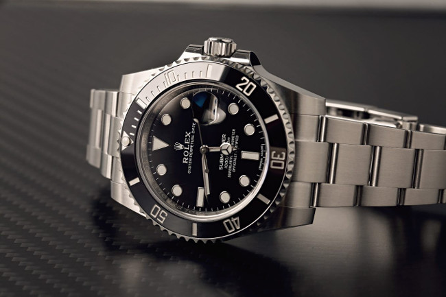 rolex sub style watches