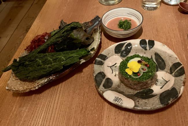Restaurant Review: Tokimeite, Mayfair in London