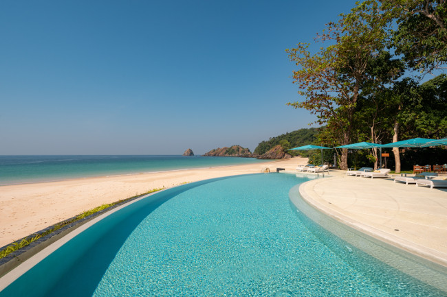 Take a look inside the most luxurious resort in Myanmar's Mergui Archipelago