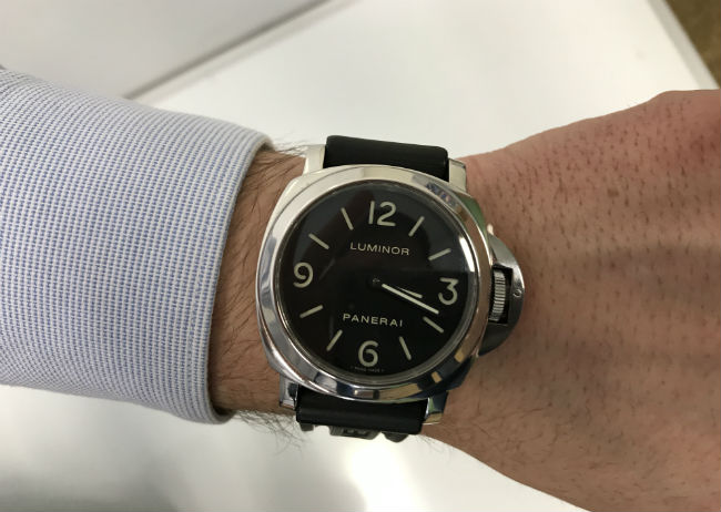 Panerai-Luminor-Base