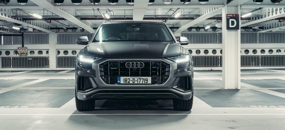 Test Drive Mark Gallivan Reviews The 2019 Audi Q8 30tdi 286hp