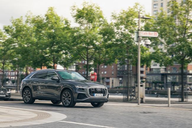 2019 Audi Q8 3.0TDI 286HP Quattro TipTronic