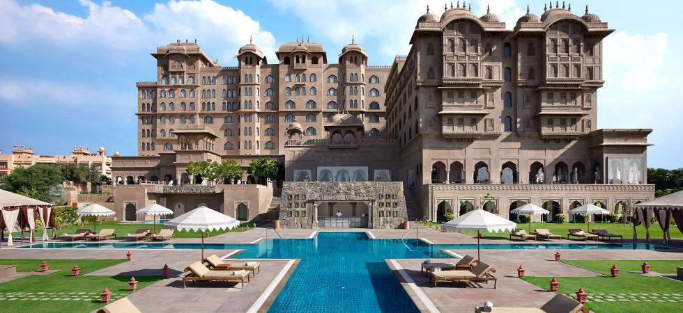 Hotel Review: Fairmont Jaipur, Jaipur in India   Luxury