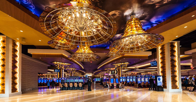 Washington Casinos With Hotels