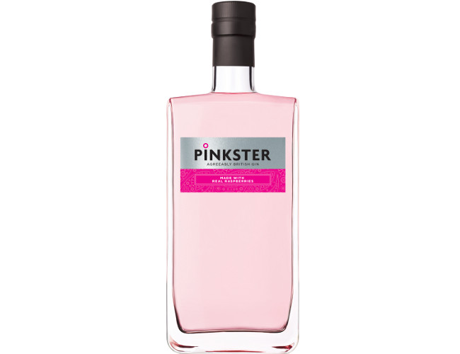 Pinkster 70cl New Label