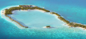 Waldorf Astoria Maldives Ithaafushi - Aerial View 2