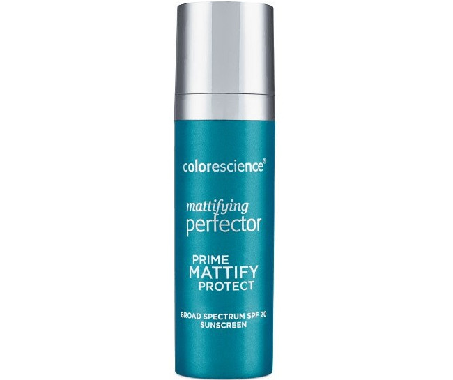 colorescience mattifying perfector primer