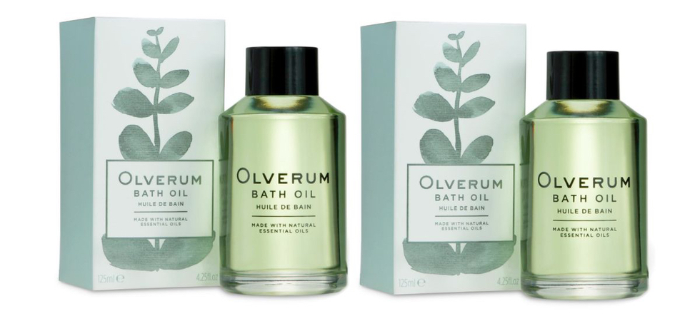 Olverum launches new luxury essential body oil | Luxury Lifestyle