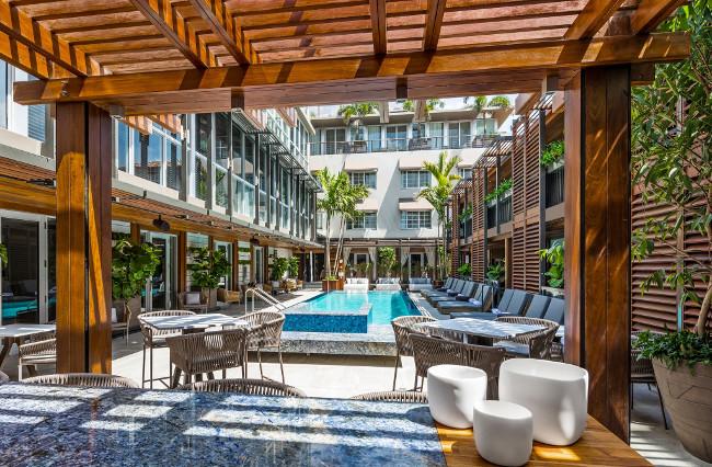 The Lennox Hotel Miami Beach