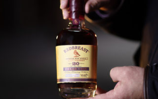 RB-0024 Dream Cask PX Bottle in Hands