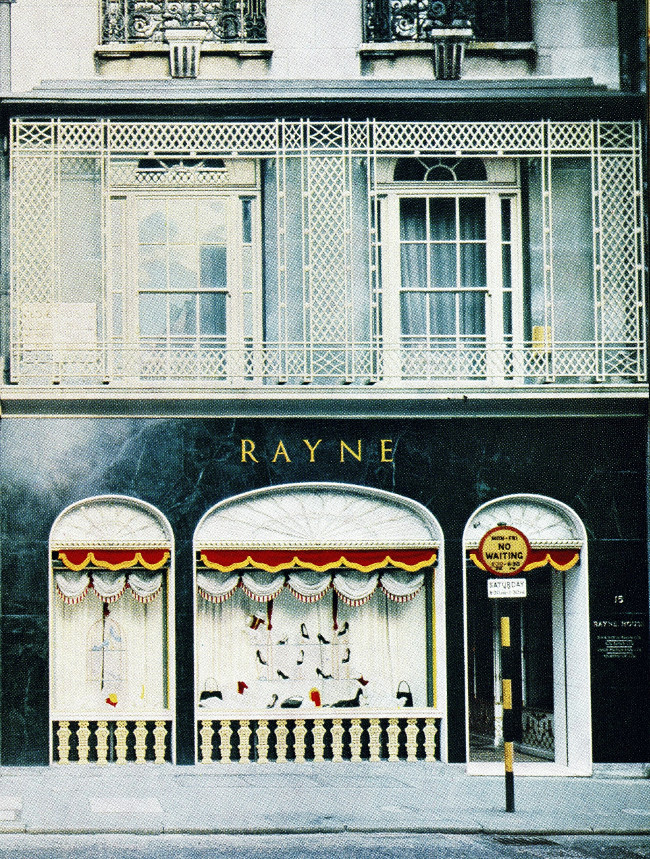 Rayne Shop Front