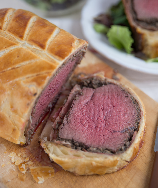 Beef up your dinner party: Chewton Glen's Luke Matthews elevates Beef Wellington for some at-home fine dining