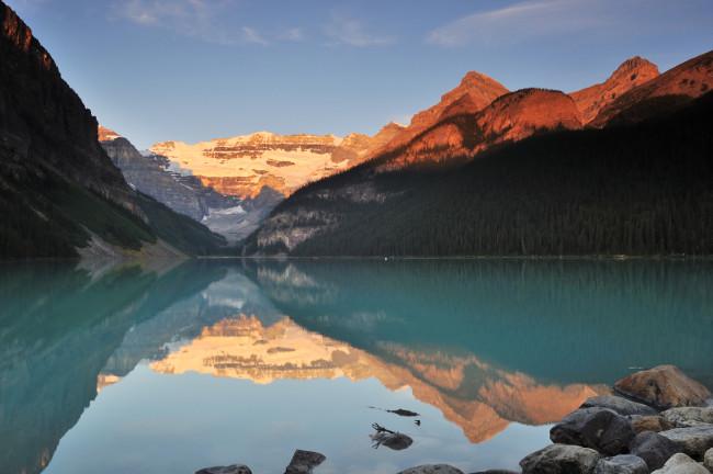 Lake Louise Banff National Park in Alberta Canada