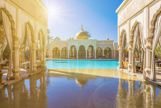 The undeniable luxury of a holiday in the Sahara Desert