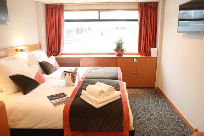 cabine-deux-lits-separes-pont-superieur-MS-Seine-Princess-Seine-CroisiEurope-214047©Robin Clouet