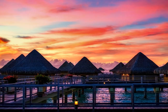 10 destinations to see the most stunning sunsets in the world