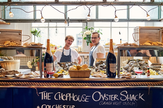 Butlers Wharf Oyster Shack