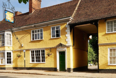 The Sun Inn, Dedham in Essex
