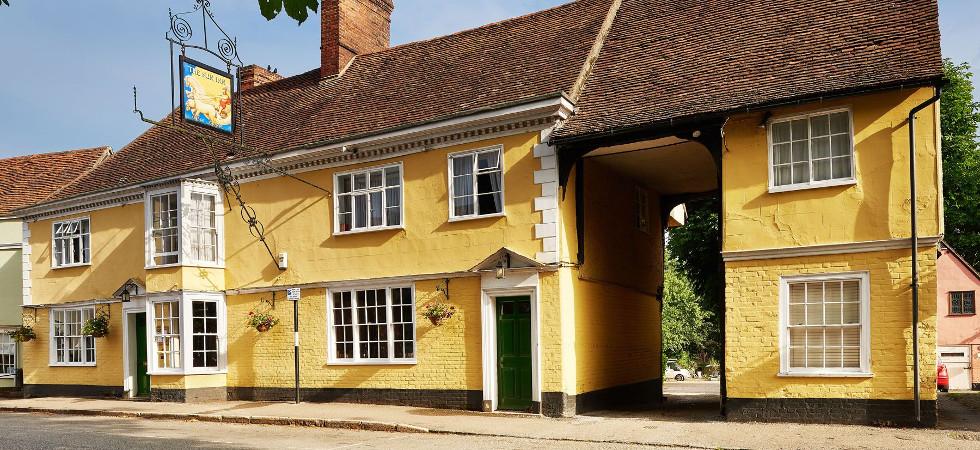 The Sun Inn, Dedham in Essex