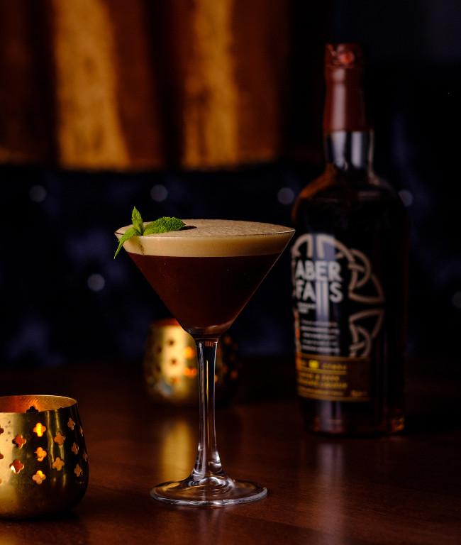 Dylans Cocktails & Aber Falls Distillery Espresso Martini_01
